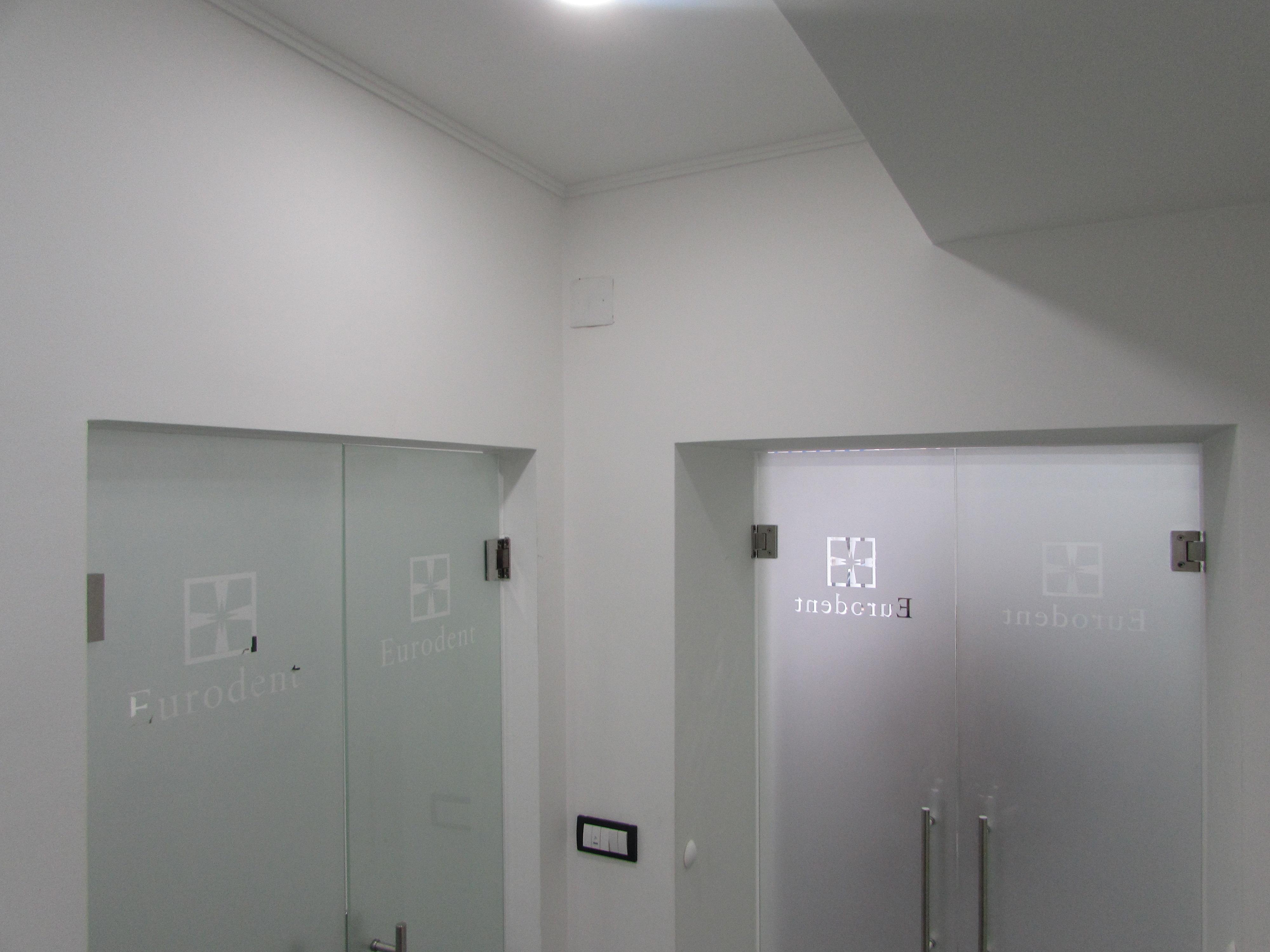 staklena vrata